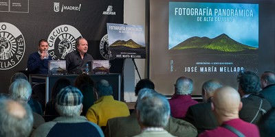 Entrevista con José María Mellado: con este libro termino de explicar todo el conocimiento adquirido durante 35 años de trabajo