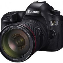 EOS 5DS, la nueva cámara de Canon con megaresolución de 50 megapíxeles