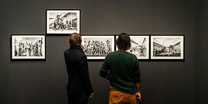 Exposición FotoPress 2015, siguiendo las vías del nuevo documentalismo