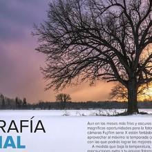 Número de invierno de la revista X Fujifilm Magazine, con interesantes entrevistas y artículos técnicos