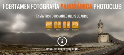 Concurso de fotografías panorámicas Photoclub Anaya con 1.000 euros de premio