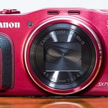 Canon SX 710 HS, una compacta de bolsillo con zoom 30X estabilizado