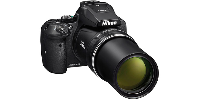 Coolpix P900 con un zoom 24-2.000 mm, la nueva bridge de Nikon