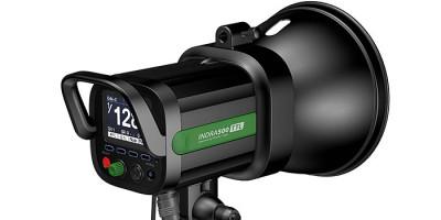 Phottix se incorpora a la revolución de los flashes de estudio con el Phottix Indra 500 TTL