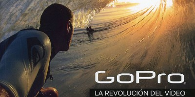 Guía oficial de GoPro, un completo manual para rodar películas fascinantes