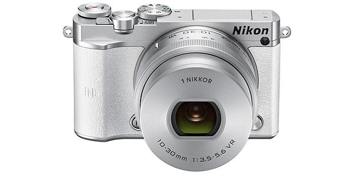 Nikon 1 J5, una compacta avanzada con objetivos intercambiables y vídeo 4k