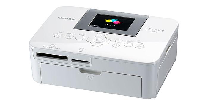 Canon Selphy CP1000 una impresora compacta y portátil pensando en la movilidad