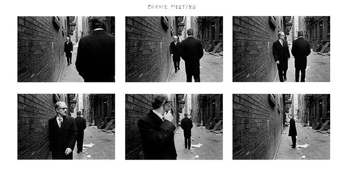 Retrospectiva de Duane Michals en Valladolid con todas las facetas de su obra
