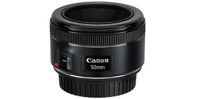 Nuevo objetivo Canon EF-50-mm-f1,8-STM, una lente sencilla, luminosa y asequible