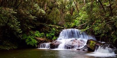 Fotoinspiración para el verano: agua en movimiento, efecto seda