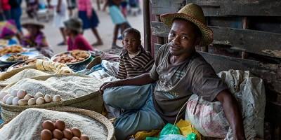 Fotoinspiración para el verano: en un mercado malgache