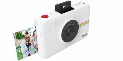 Nueva cámara Polaroid Snap, la magia de la fotografía instantánea
