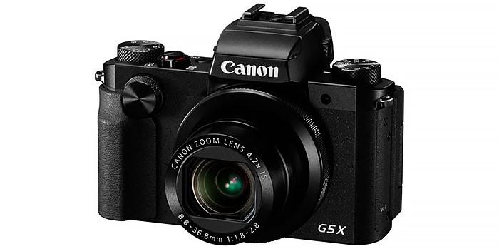 compacta de alta gama PowerShot-G5-X