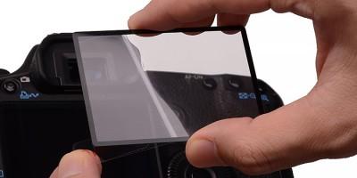 Rollei fabrica una lámina irrompible para proteger la pantalla de las cámaras fotográficas