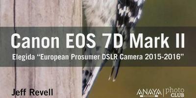 El libro para los usuarios de la cámara Canon EOS 7D Mark II