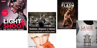 Los mejores libros de fotografía para aprender iluminación