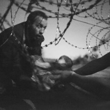 Una fotografía sobre la crisis de los emigrantes gana el World Press Photo 2016