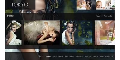 Páginas web para fotógrafos: todo lo que necesitas