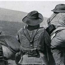 Historia del reporterismo de guerra en España