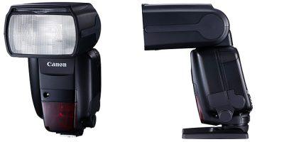 Speedlite 600EX II-RT el flash compacto buque insignia de la Iluminación de Canon