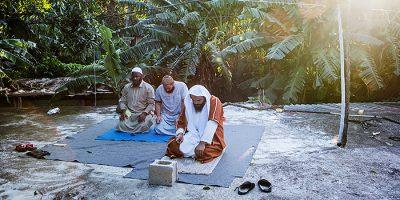 Joan Alvado y sus musulmanes cubanos ganan el XV premio Fnac de Fotografía