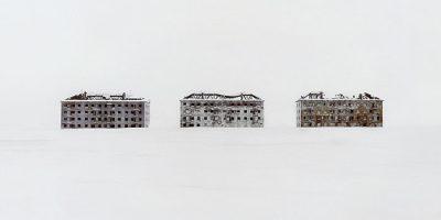 Zona restringida, un magnífico libro de artista de Danila Tkachenko