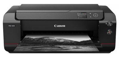 Prueba: ImagePROGRAF Pro-1000, excelente impresora profesional para color y ByN