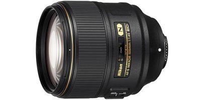 Nuevo tele corto utraluminoso de formato completo de Nikon, ideal para retratos
