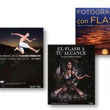 Aprende a usar el flash 4: Los mejores libros sobre el flash de mano