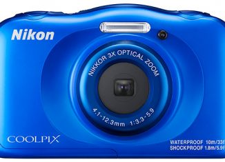 Nikon Coolpix W100 sumergible