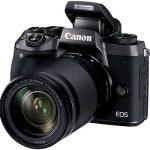 Nueva Canon EOS M5, una sin espejo de alta gama cargada de prestaciones