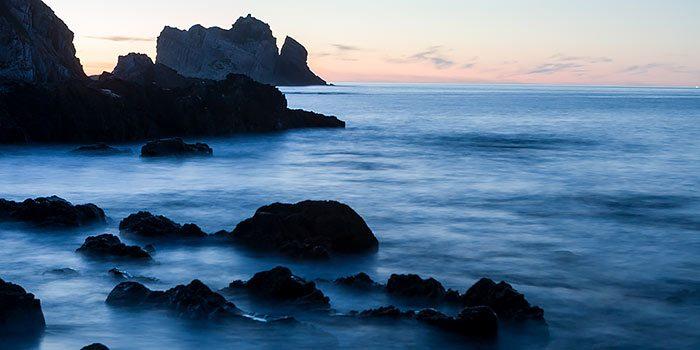 omnifoto playa de Gueirúa