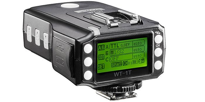 Metz saca al mercado un disparador de flash por radio que opera TTL y a 300 metros