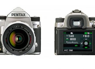 Nueva cámara Pentax KP