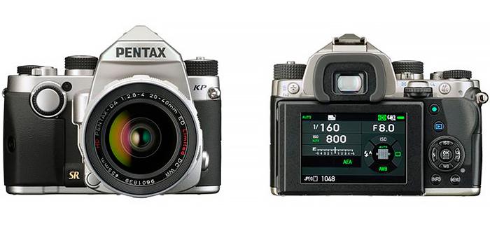 Nueva Pentax KP, con sellado atmosférico, 819.200 ISO y velocidad de 1/24.000 s