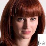 Iluminación de retrato: todas las posibilidades con una sola luz y un fondo blanco