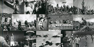 100 fotografías que despertaron conciencias, la historia reciente con imágenes significativas