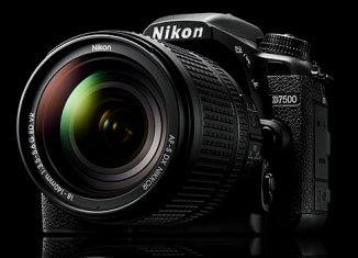 nueva cámara Nikon D7500_