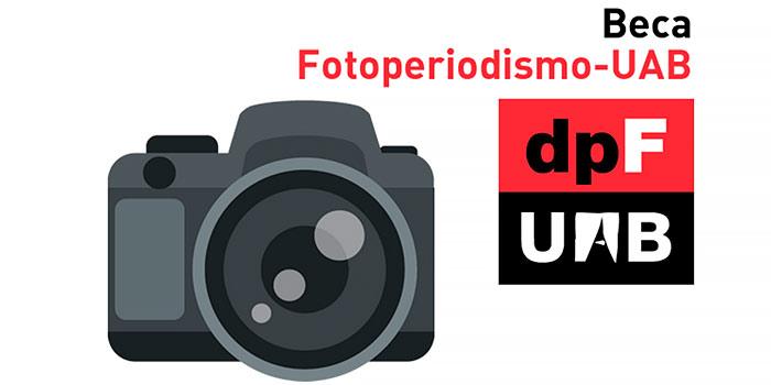Beca para cursar la diplomatura de fotoperiodismo en la Autónoma de Barcelona