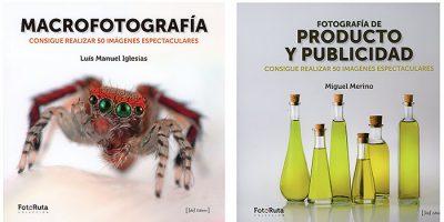 Consigue realizar 50 imágenes espectaculares, nueva colección de FotoRuta