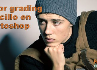 tutorial Photoshop de Color-Grading
