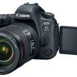 EOS 6D Mark II, la nueva cámara de Canon para entrar en el formato full frame