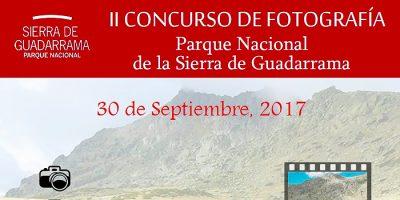 Concurso de fotografía del Parque Nacional de la Sierra de Guadarrama