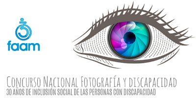 1.500 euros para imágenes sobre la discapacidad, concurso FAAM