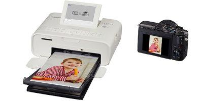 Nueva impresora Canon Selphy CP 1300, una ultracompacta para fotos de recuerdo brillantes
