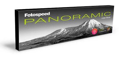 Fotospeed ofrece 40 tipos de papel fotográfico incluido el formato cuadrado y panorámico