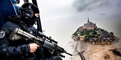 Ganadores del concurso de fotografía Europol, la imagen de la seguridad