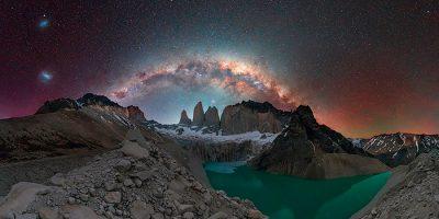 Las mejores fotos nocturnas del mundo, ganadores del concurso The world at night