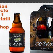 Tutorial: iluminación de una cerveza con un flash de mano y retoque en Photoshop
