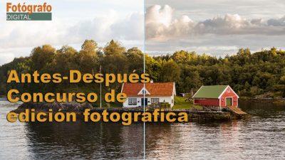 Enséñanos cómo editas o retocas tus fotos y gana una suscripción a Adobe CC
